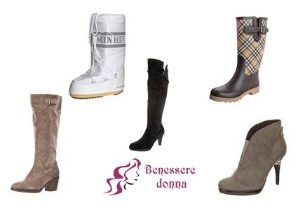 brand new 046a6 482ab I tipi di stivali