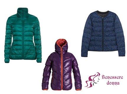 new product 2770c 5c619 I piumini per l'inverno 2014: leggerissimi e iper colorati