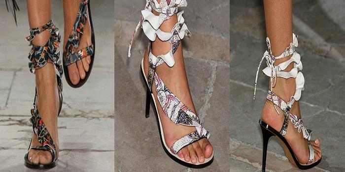 scarpe primavera estate 2017
