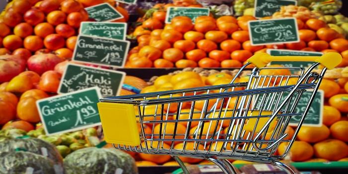 fare la spesa al supermercato con i bambini