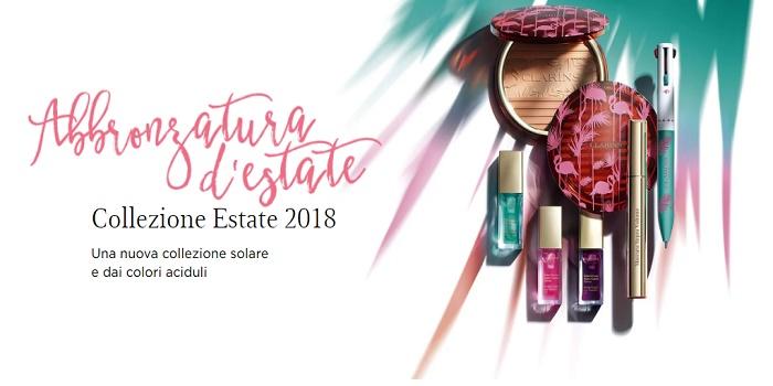 clarins make up estate 2018