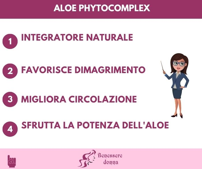 Aloe Phytocomplex recensione