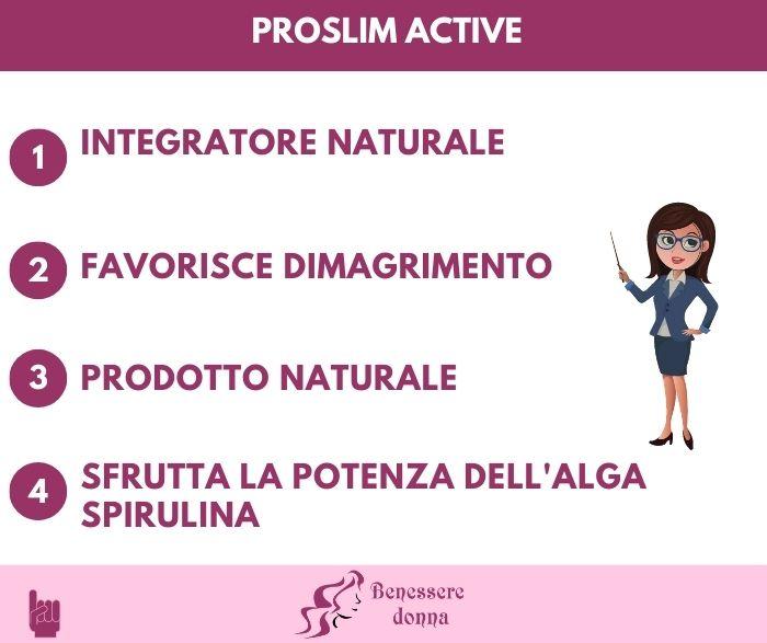 ProSlim Active recensione