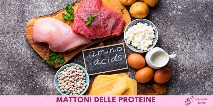 Proteine e aminoacidi