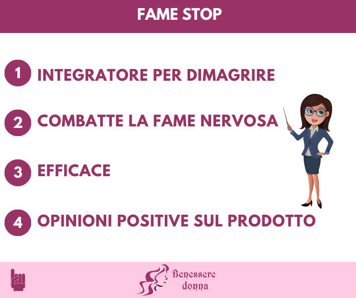 Fame Stop Recensione